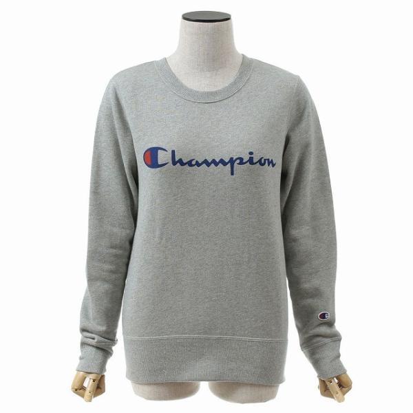 (15%以上OFF) CHAMPION チャンピオン スウェット レディース スエット クルー ネックス ウェット セーター CW-N015|z-craft|09