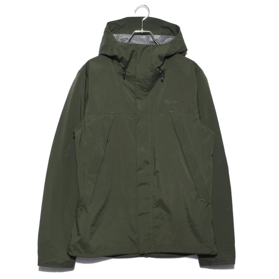 (10%以上OFF) コロンビア ジャケット メンズ ワバシュ II COLUMBIA PM5741 ブラック 黒 グリーン キャンプ フェス 野外 ハイキング 新生活|z-craft|15
