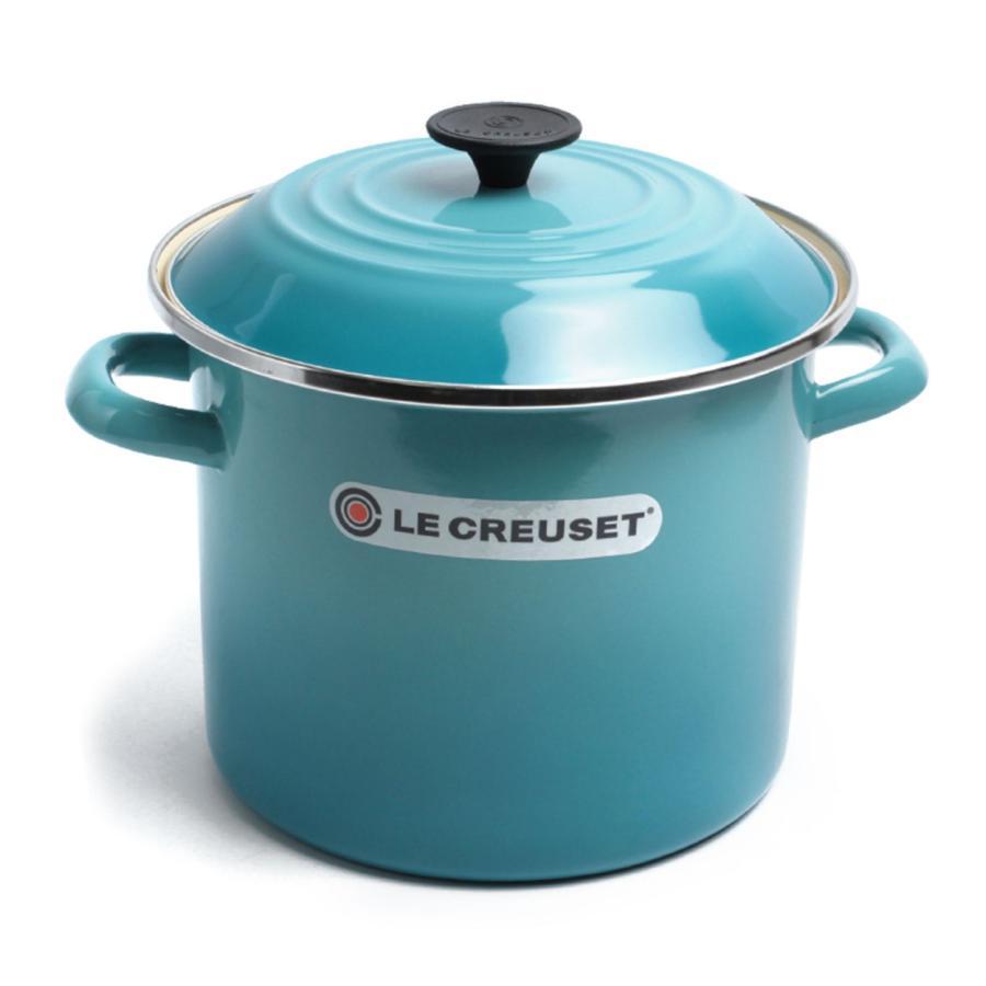LE CREUSET ルクルーゼ 鍋 ストックポット 7.6L N4100-22 キッチン 22cm 新生活 母の日|z-craft|07