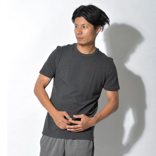 【メール便可】UNDER ARMOUR アンダーアーマー Tシャツ レフト チェスト ロゴTシャツ 1257616 メンズ z-craft 16
