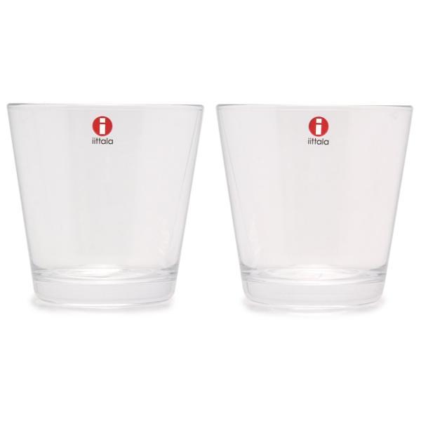 IITTALA イッタラ 食器 カルティオタンブラー210ml 2個セット KARTIO TUMBLER コップ グラス ポイント消化 z-craft 11