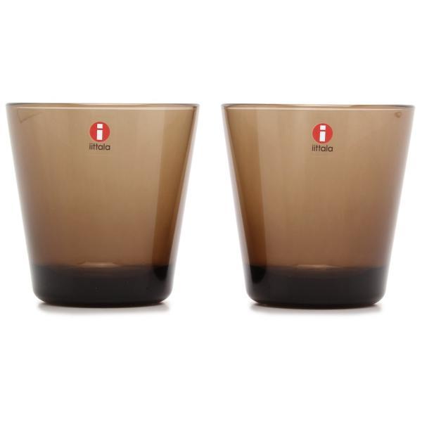 IITTALA イッタラ 食器 カルティオタンブラー210ml 2個セット KARTIO TUMBLER コップ グラス ポイント消化 z-craft 17