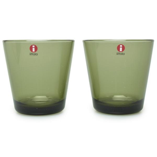 IITTALA イッタラ 食器 カルティオタンブラー210ml 2個セット KARTIO TUMBLER コップ グラス ポイント消化 z-craft 20