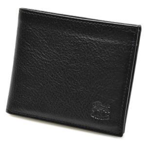 (ゆうパケット可)IL BISONTE イルビゾンテ 二つ折り財布 ウォレット C0487 メンズ レディース 本革 レザー Z-SPORTS PayPayモール店