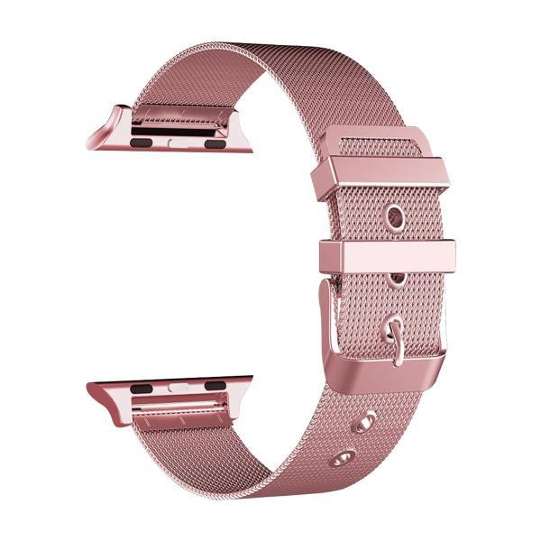 アップルウォッチ ベルト Apple Watch Series Series3 Series2 替えベルト 汎用 38mm 42mm シンプル ステンレススチール製 サイズ調節 おしゃれ 時計バンド|zacca-15|13