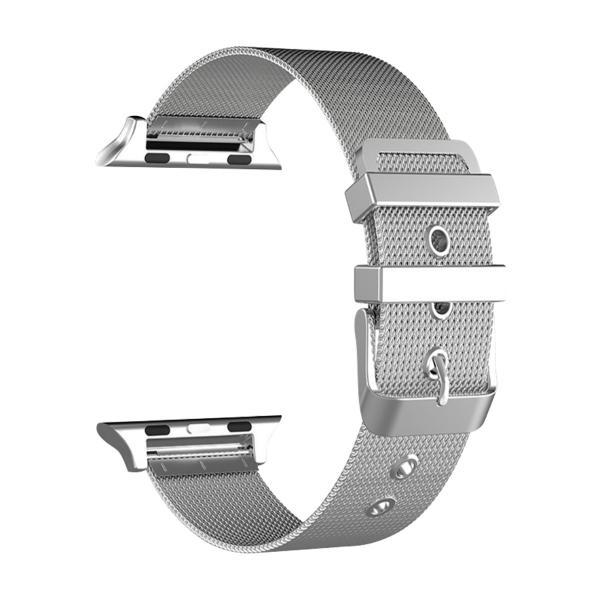 アップルウォッチ ベルト Apple Watch Series Series3 Series2 替えベルト 汎用 38mm 42mm シンプル ステンレススチール製 サイズ調節 おしゃれ 時計バンド|zacca-15|14
