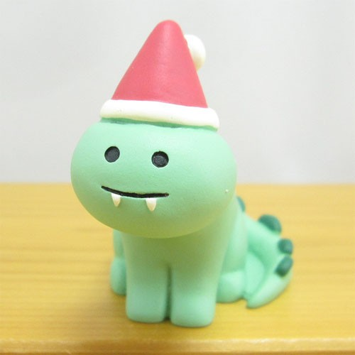 DECOLE(デコレ) concombre(コンコンブル) Merry CHRISTMAS concombre APPLE PARTY Merryザウルス