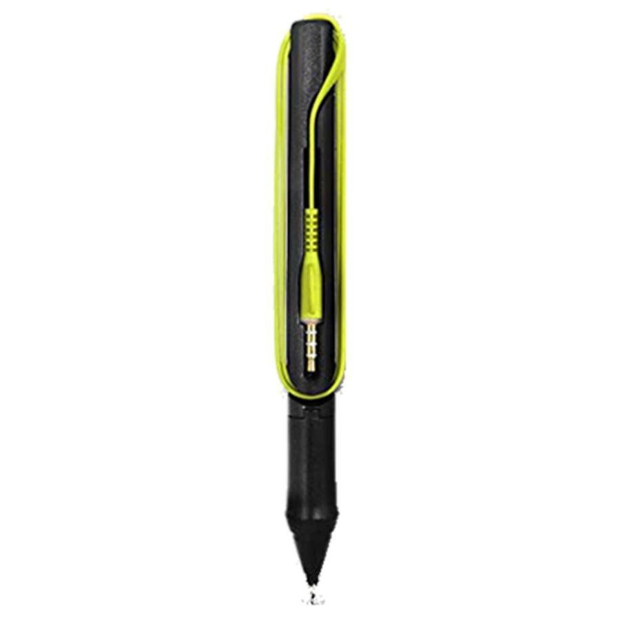 タッチペン スタイラスペン 筆圧対応 電源不要 高感度 ディスク型ペン先 Android iOS 対応 sonarpen ソナーペン zakka-mou 20