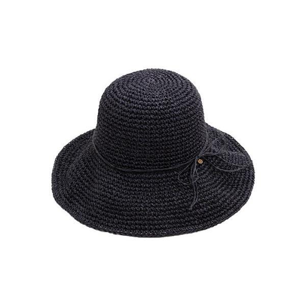 帽子 麦わら帽子 レディース UVカット帽子 uv 折りたたみ ストローハット ハット 帽子 レディース 折りたたみ 折り畳み 【メール便配送可10】|zakka-naturie|20
