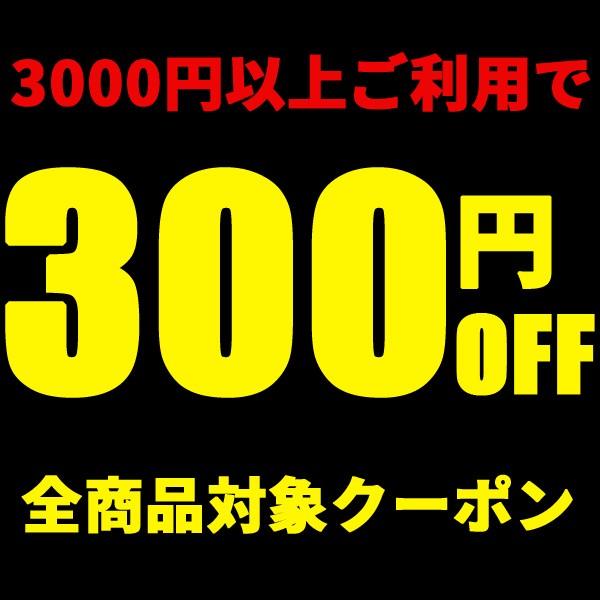 3000円以上ご購入で300円OFFクーポン