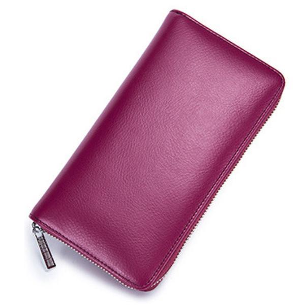カードケース 本革 じゃばら アコーディオン式 長財布 おしゃれ かわいい 革 札入れ カード入れ スキミング対応 RFID 大容量 得トク2WEEKS セール zakkacity 13