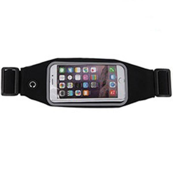 ウエストポーチ  運動 スマホ iPhone 防水ケース ポッチ スマホ ランニング ジョギング ウォーキング ジム タッチ操作 得トク2WEEKS セール|zakkacity|18
