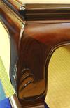 固定脚の座卓・ローテーブル