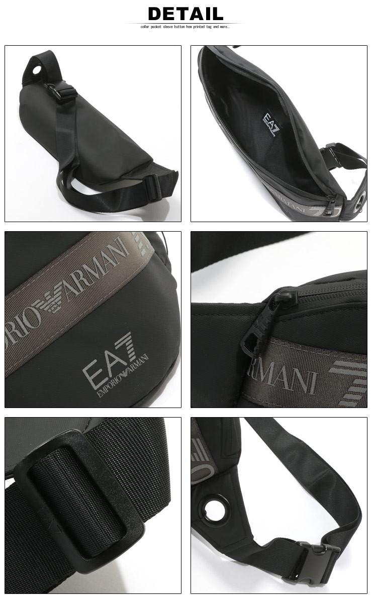 sale retailer 2c4f6 845d8 EMPORIO ARMANI EA7 バッグ 男性 鞄 (エンポリオ アルマーニ ...