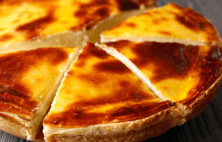 「ティンカー・ベル」のチーズベーク