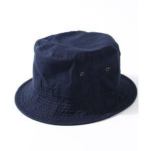 ハット メンズ バケットハット 帽子 ハット 無地 newhattan ニューハッタン (1500) #|zip