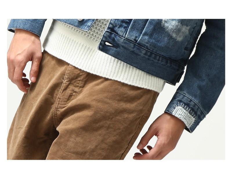 休閒長褲錐型褲tapered