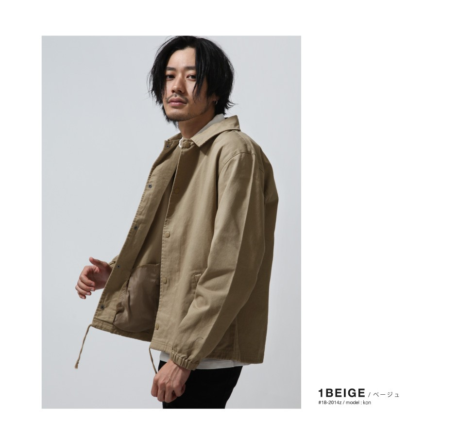 教練夾克coach jacket