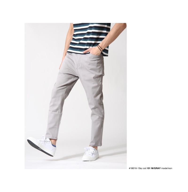 九分Chino褲