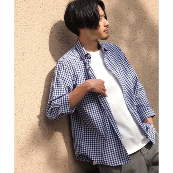 シャツ メンズ カジュアルシャツ リネンシャツ 麻 半袖シャツ 七分袖シャツ 白シャツ 綿麻 清涼 クール ファッション ポイント消化 (19006-12yz)|zip|25