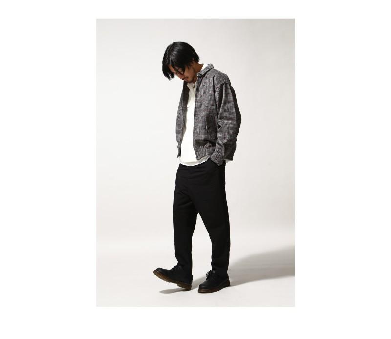 長袖嫘縈古巴襯衫