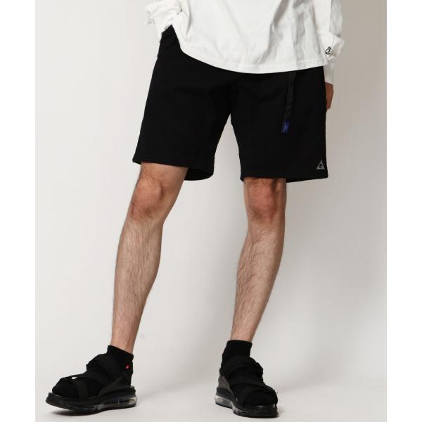 ショートパンツ メンズ ハーフパンツ クライミングパンツ デニム チノパン 短パン 無地 ワンポイント GERRY ジェリー ファッション (7558-7559)|zip|11