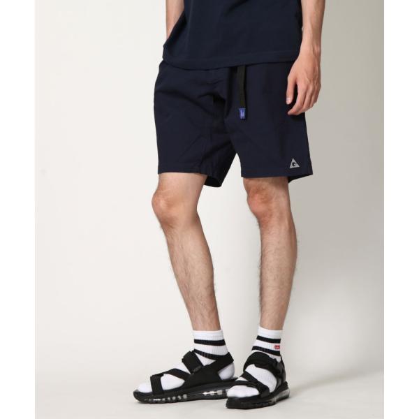 ショートパンツ メンズ ハーフパンツ クライミングパンツ デニム チノパン 短パン 無地 ワンポイント GERRY ジェリー ファッション (7558-7559)|zip|14