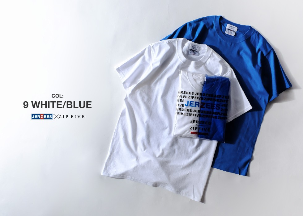 ZIP日本男裝 基本素色圓領短袖T恤兩件組(9色)