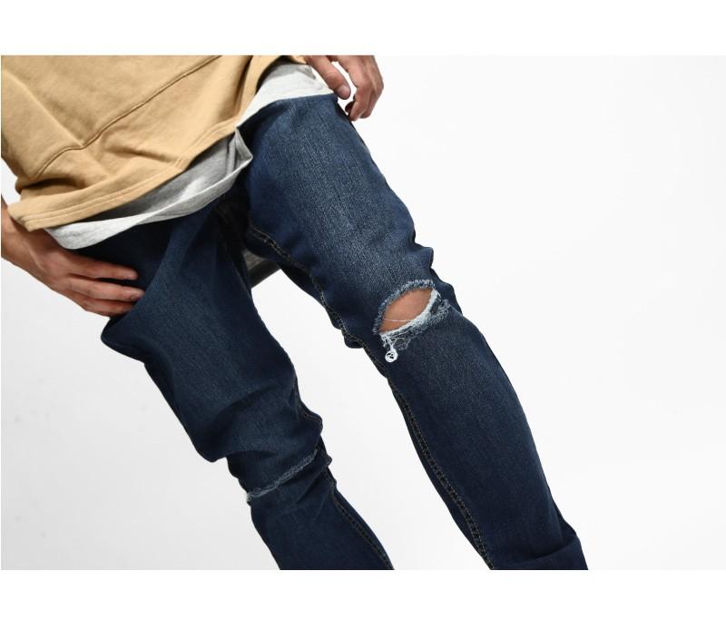 破褲牛仔褲