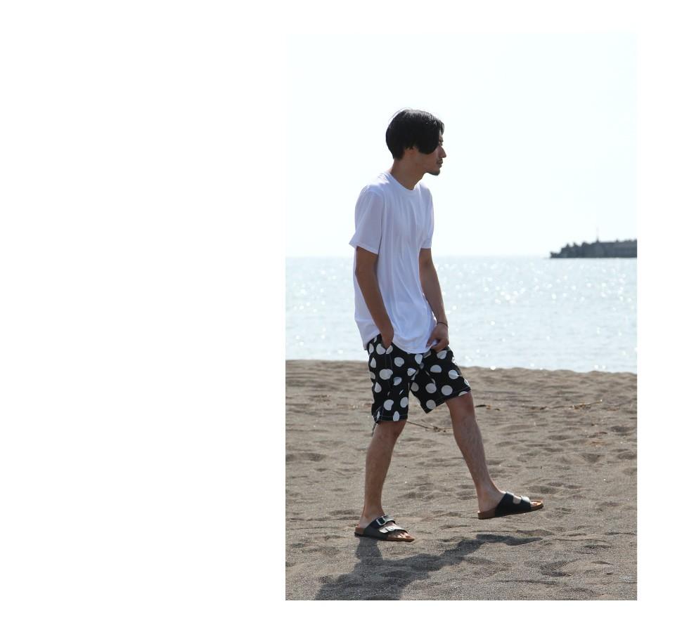 海灘褲短褲