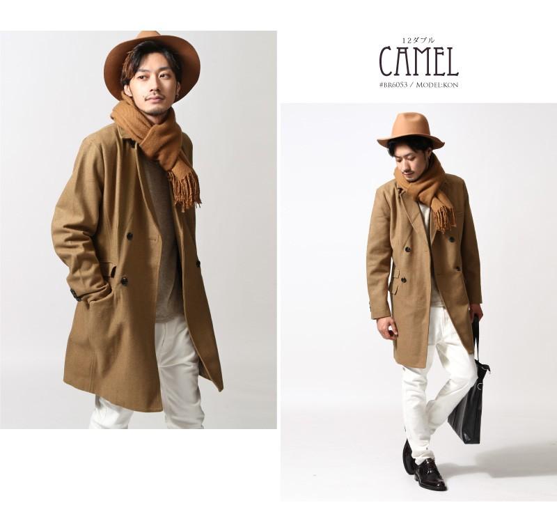西裝式大衣