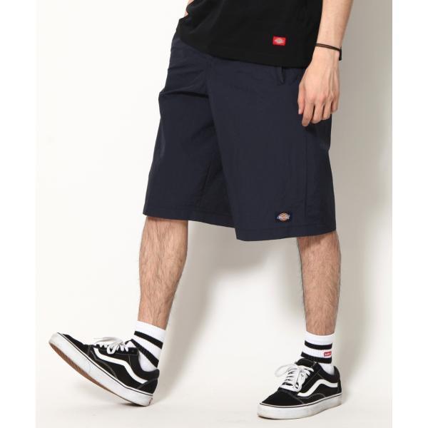 ナイロンショーツ メンズ ハーフパンツ ナイロンパンツ ショーツ 短パン スポーティ 無地 Dickies ディッキーズ ファッション (dk006280)|zip|15