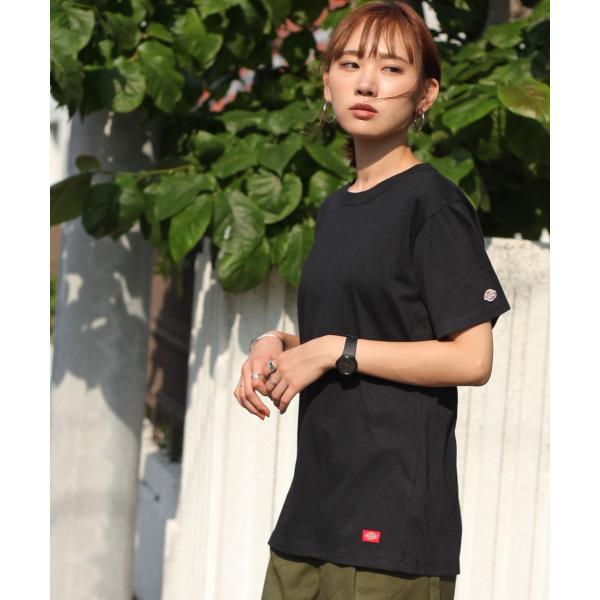 Tシャツ メンズ Tee カットソー 半袖 ワッペン ロゴ シンプル ワンポイント Dickies ディッキーズ 大きいサイズ ビッグ ファッション ポイント消化 (dk006380) D|zip|18