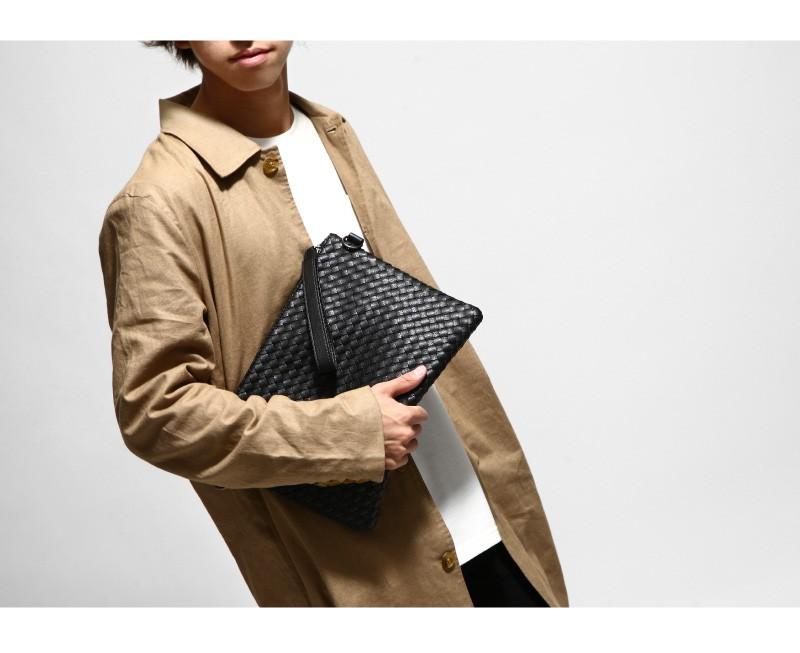 編織手拿包