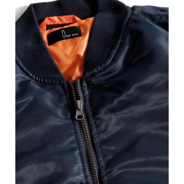 MA-1 メンズ ミリタリージャケット フライトジャケット 中綿ジャケット ma1 無地 カモフラ 秋冬 新作 2018 ファッション (zp317513) D|zip|28