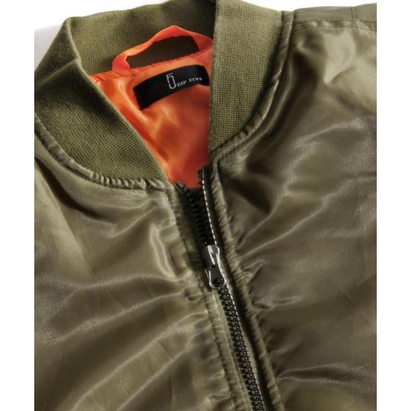 MA-1 メンズ ミリタリージャケット フライトジャケット 中綿ジャケット ma1 無地 カモフラ 秋冬 新作 2018 ファッション (zp317513) D|zip|29