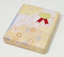 つづれ織り風包装紙