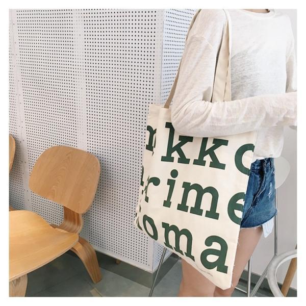 マリメッコ バッグ (marimekko ) コットン トートバッグ エコバッグ サブバッグ バック かばん カバン トラベル 旅行 通学 通勤 おしゃれ 3色 送料無料