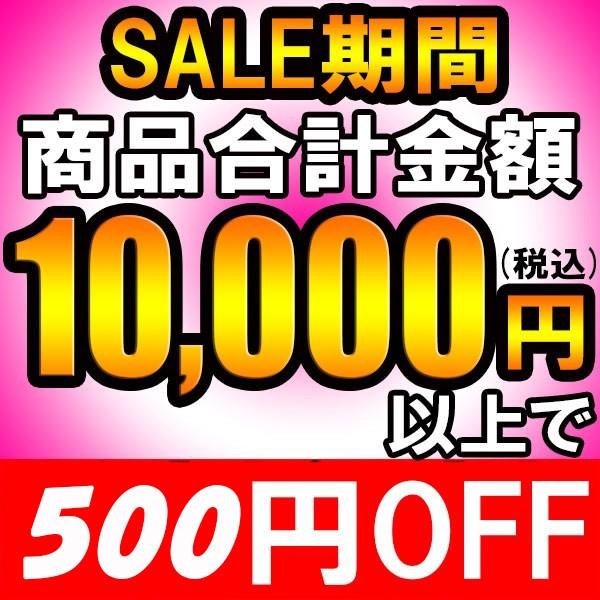 10000円以上のお買上げで★500円引き★クーポン